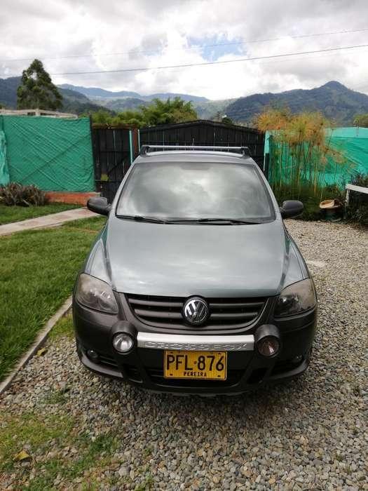 Volkswagen Crossfox 2009 - 160000 km