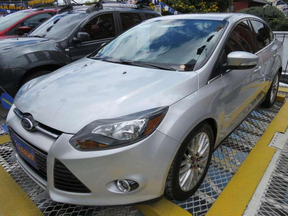 Ford Focus 2013 - 53120 km