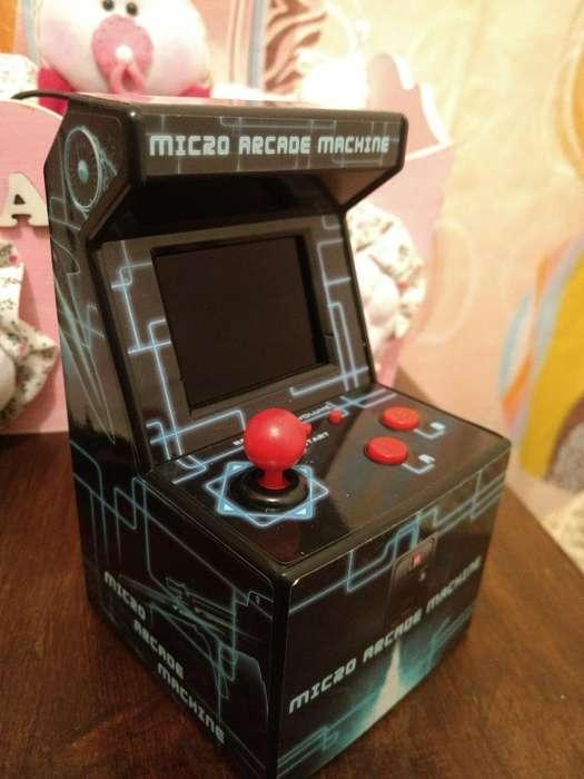 Maquinita D Juegos Micro Arcade Machine