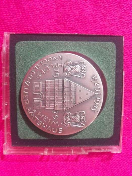 Medalla Alemana 1979 Plata