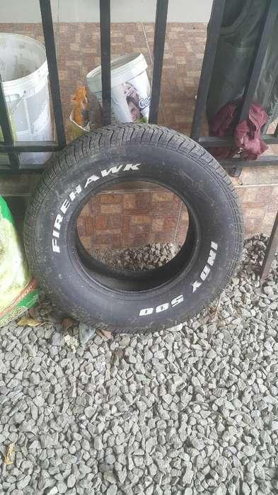 4 <strong>llantas</strong> Rin 15 Camiometa Pirelli Buena