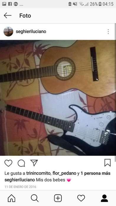 Vendo Guitarra Criolla Marca Gracia M2