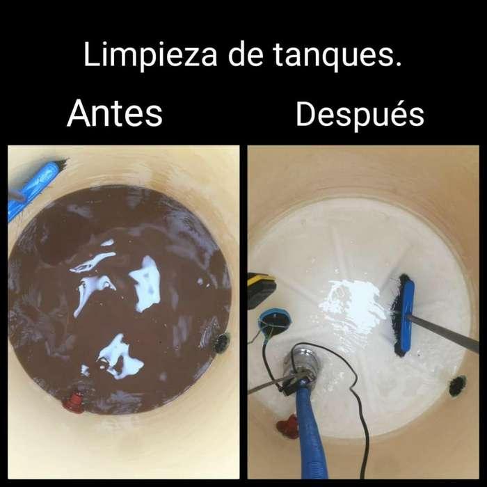 Limpieza de tanques en Quilmes 153-696-6966
