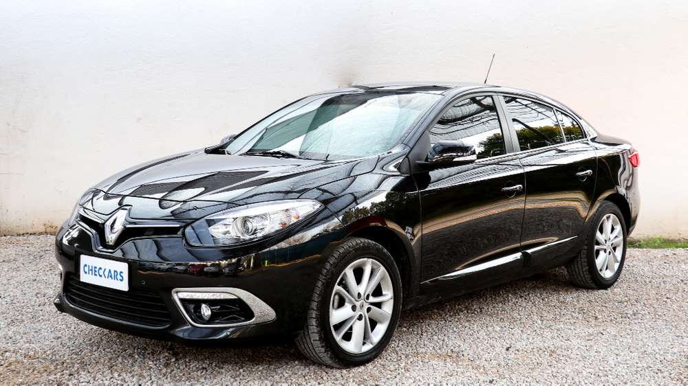 Renault Fluence 2016 - 45216 km