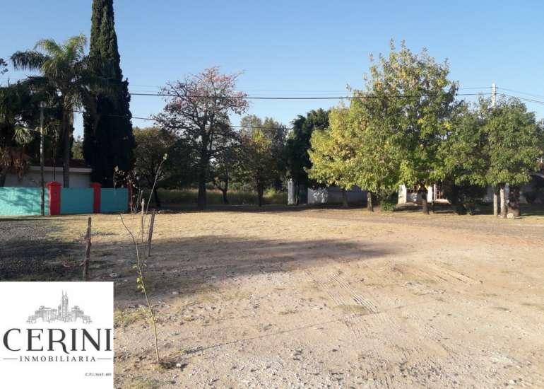 En venta Amplio terreno de 1998 m2 - Av. circunvalación -