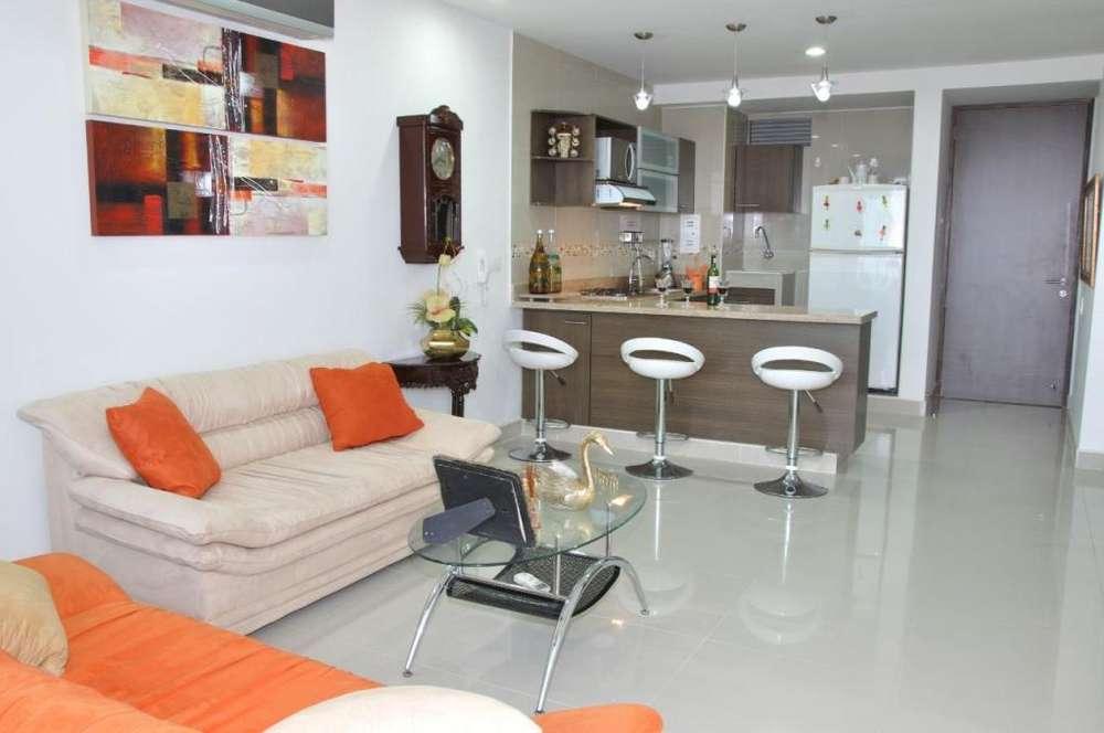 SE ARRIENDA <strong>apartamento</strong> AMOBLADO, ZONA NORTE - wasi_1249643