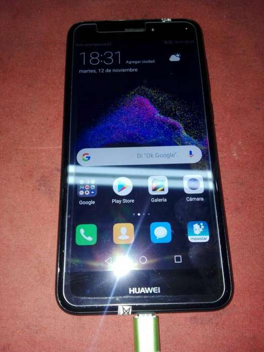 Huawei P9 Lite Excelent Estado Todo