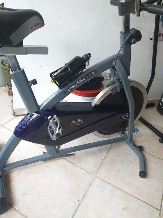 Speed Bike Bicicleta Estática