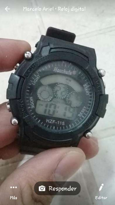 10af6b2071e2 Reloj Digital