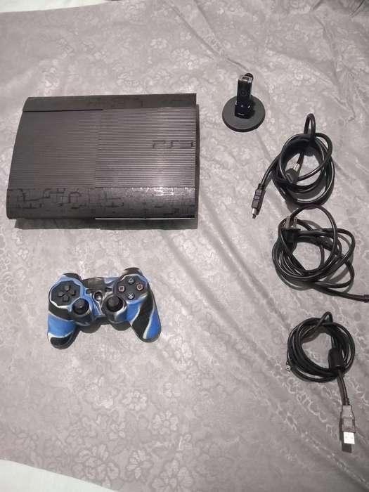 Vendo Play 3 Super Slim 320 Gb