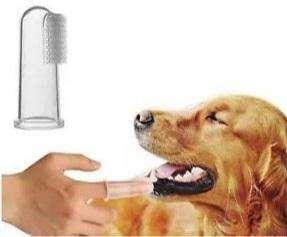 Cepillo De Dientes Súper Suave Para Mascotas