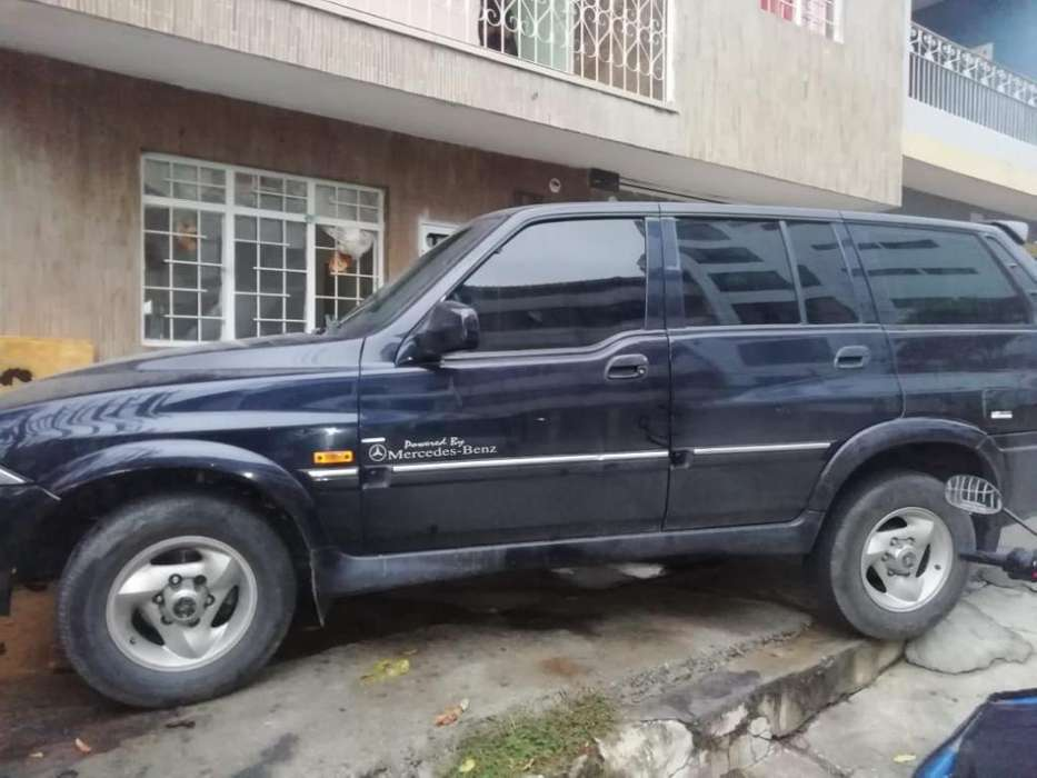 <strong>daewoo</strong> Musso 1999 - 0 km