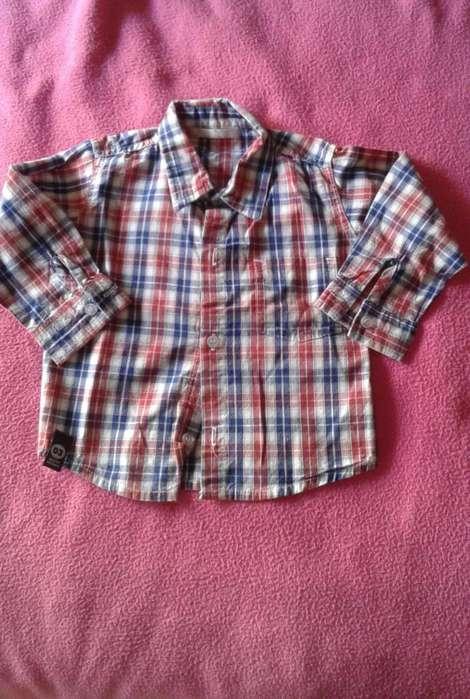 Camisa Mimo Co De Varón 3m