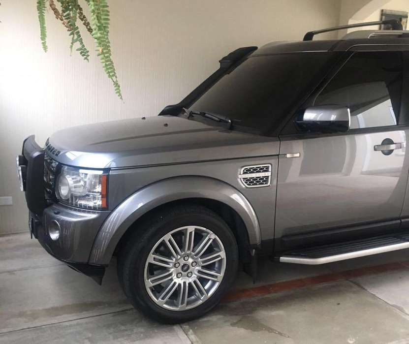 Land Rover Discovery 2010 - 129000 km