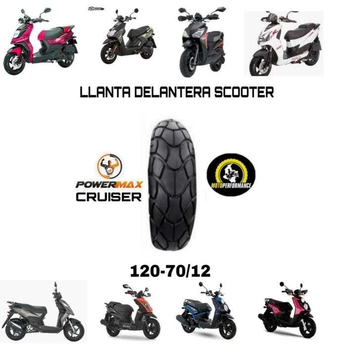 Llanta Delantera Agility 125