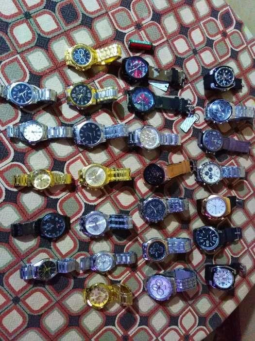 Relojes a Pila