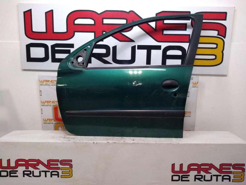 Puerta Delantera Izquierda Peugeot 206 207 01692040