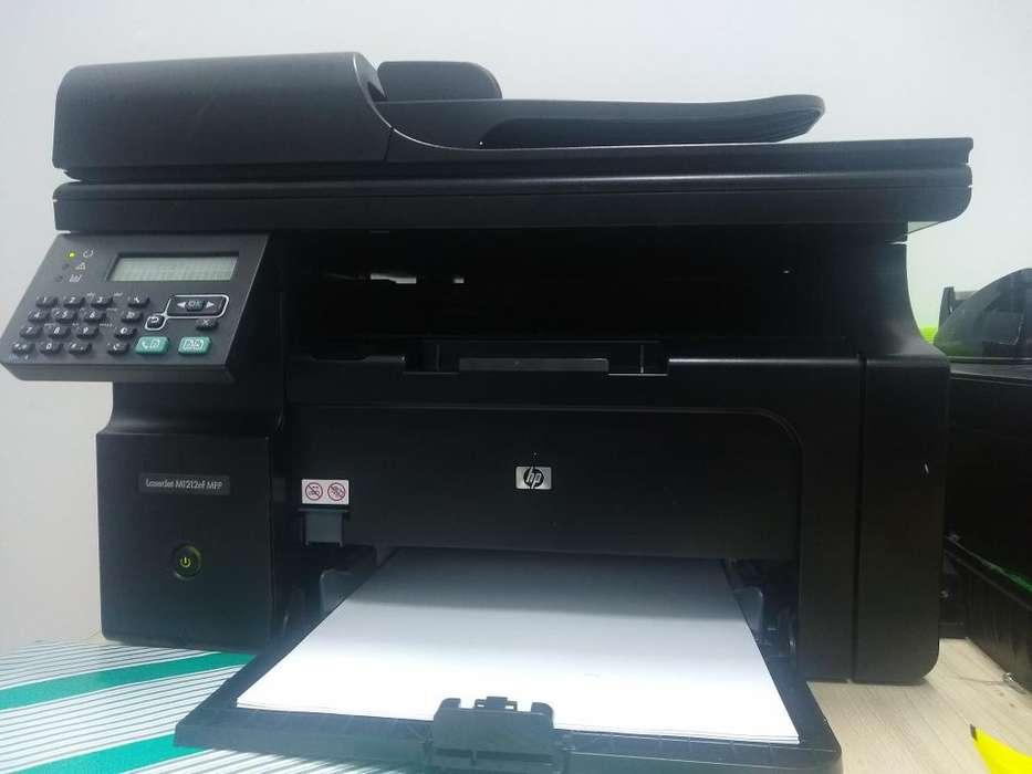 Fotocopiadora Multifuncional Hp