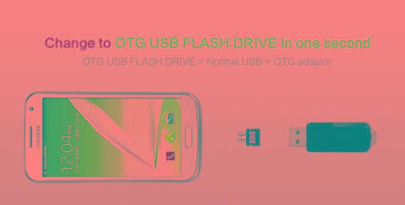 Adaptador USB a Micro USB OTG