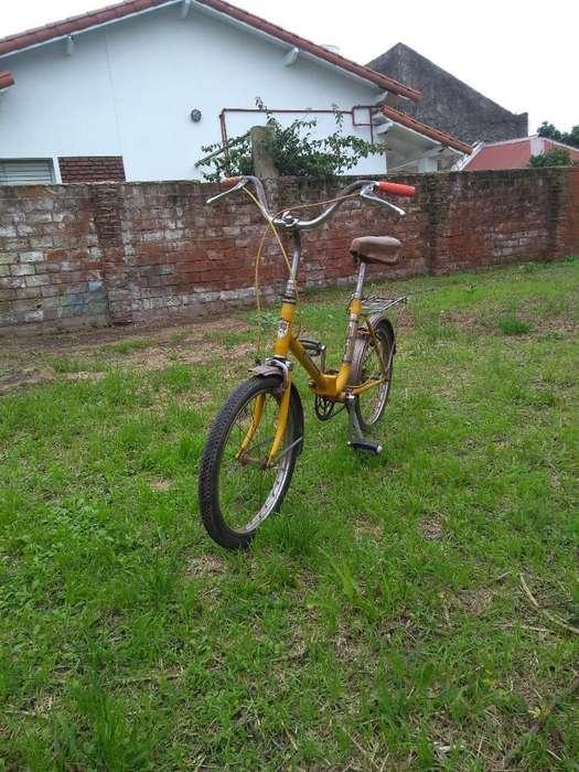 Bicicleta Plegable Octavio Dazzan