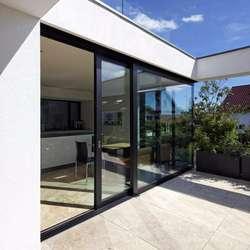 Divisiones De Baño En Vidrio,pasamanos,puertas y ventanas en aluminio,cocinas integrales 3148038398