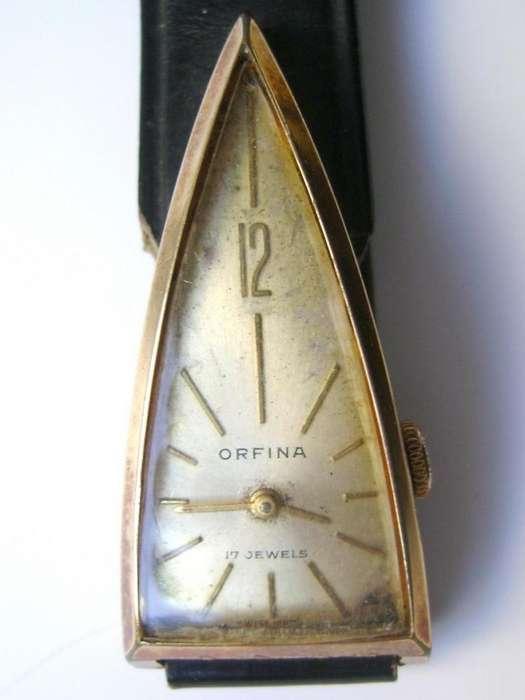 Reloj Orfina Catedral no Porsche design dama 17j. baño <strong>oro</strong> / Maxim Nord