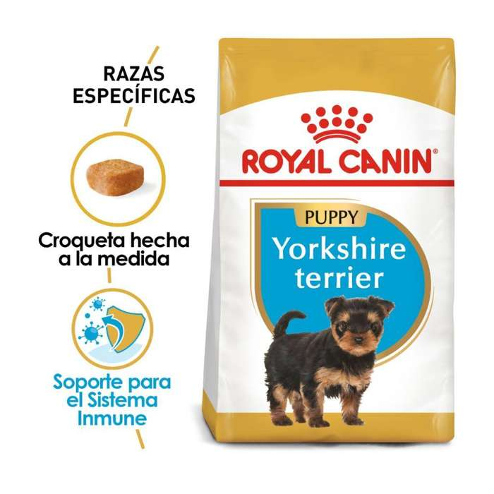 Delivery Royal Canin Yorkshire Jr X 7.5k