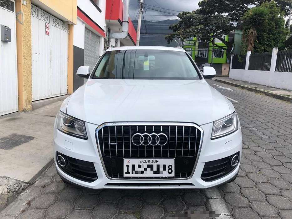 <strong>audi</strong> Q5 2016 - 38000 km