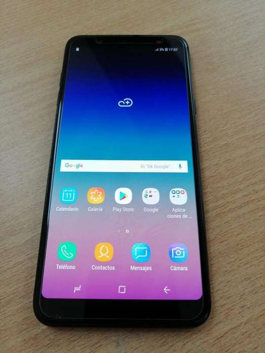 Celular Samsung Galaxy A6 Plus 32 Gb