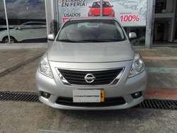 Nissan Versa Advance Aut.