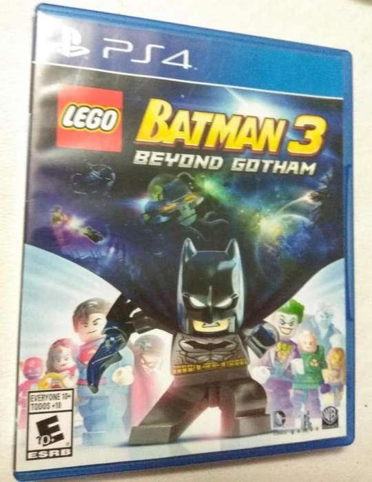 Juego PS4 Lego Batman 3 Beyond Gotham