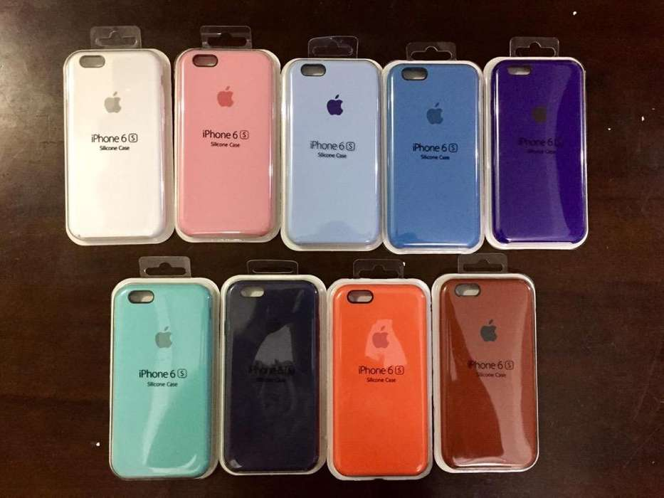 Silicon Case iPhone 6 7 8 X