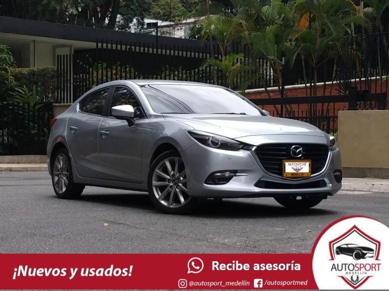 Mazda 3 Grand Touring AT - financiamos usados