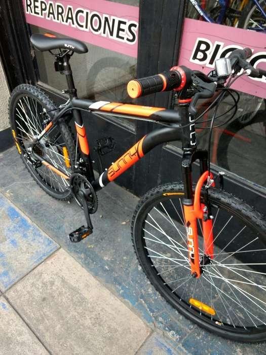 Bicicleta Sunny R26
