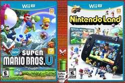 Consola Nintendo Wii U Perfecto Estado Extras Juegos