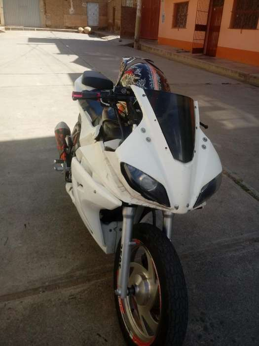 Moto Pistera Jinco Modelo 250
