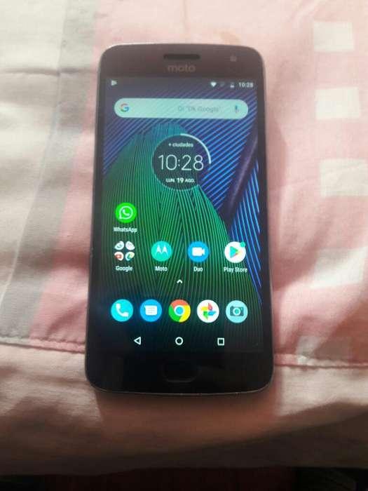 Vendo O Cambio Motorola G5 Plus 32 Gigas
