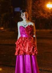 Vestido Corto de Quince