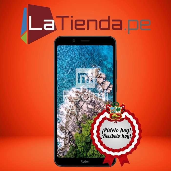 Xiaomi Redmi 7A - pantalla HD de 5.45 pulgadas