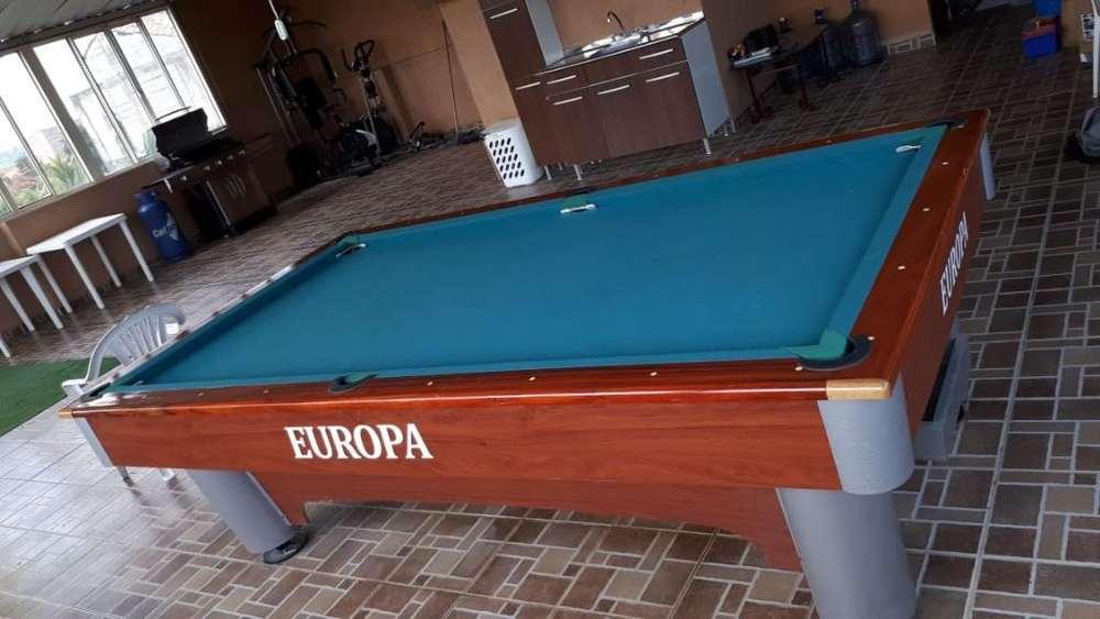 Mesa de Billar Y Pool Dos en Una
