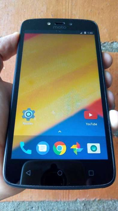 Moto C Plus 16gb Perfecto Estado <strong>barato</strong>