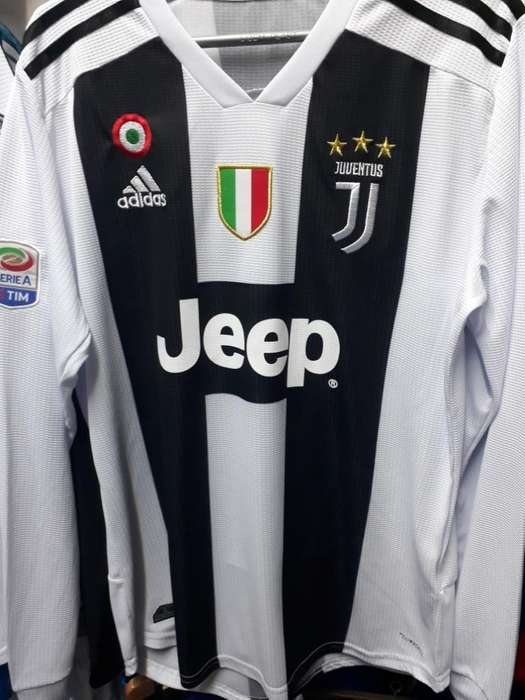 Vendo Camiseta Juventus 18/19 Talla S
