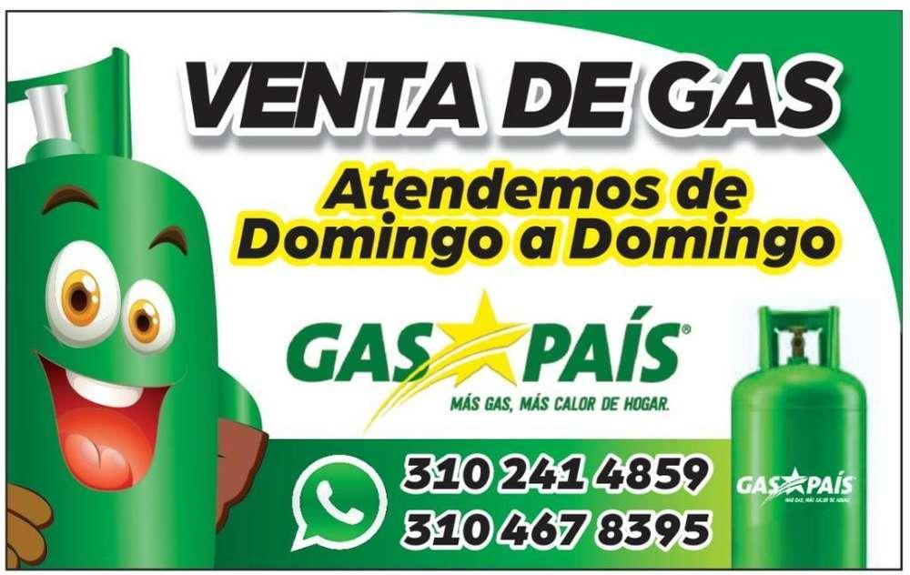 Gas País Venta de Gas