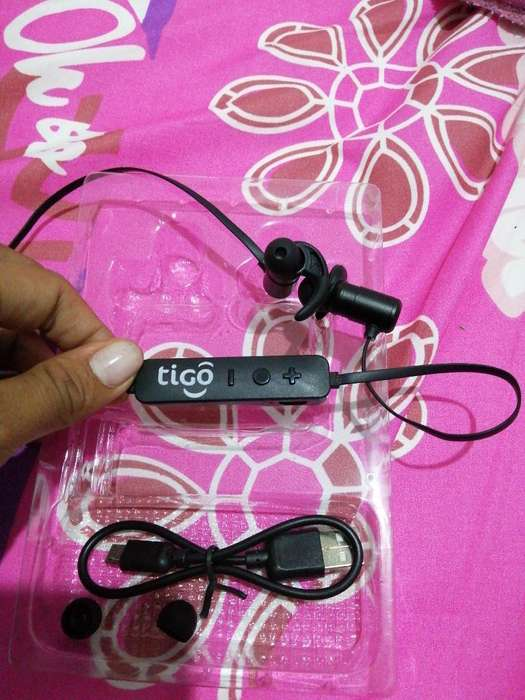 Auriculares Inalambricos Tigo Originales