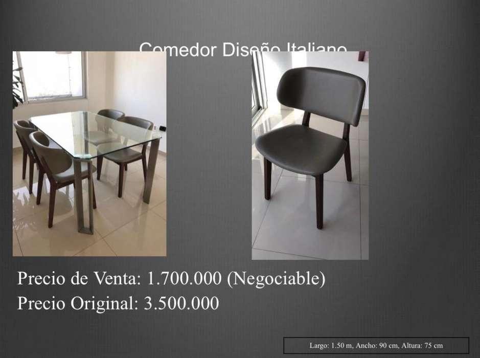 <strong>comedor</strong> diseño italiano