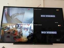 Camaras de Seguridad Y Vigilancia Cctv monitoreo ip