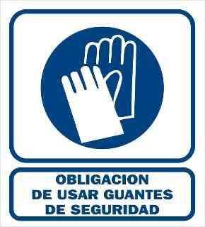 CARTELES Reglamentarios sobre Seguridad e Higiene del Trabajo.