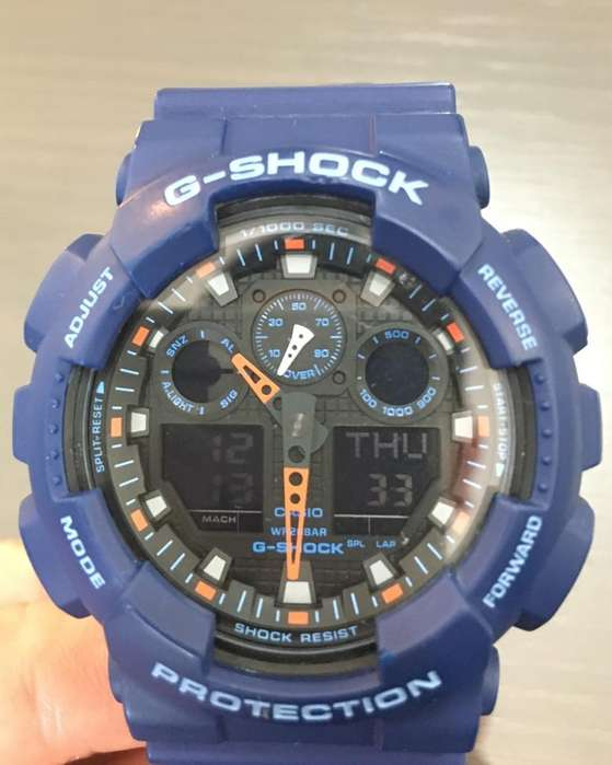 64ef75d8d9a3 Reloj ORIGINAL  strong casio  strong  G - Shock Importado