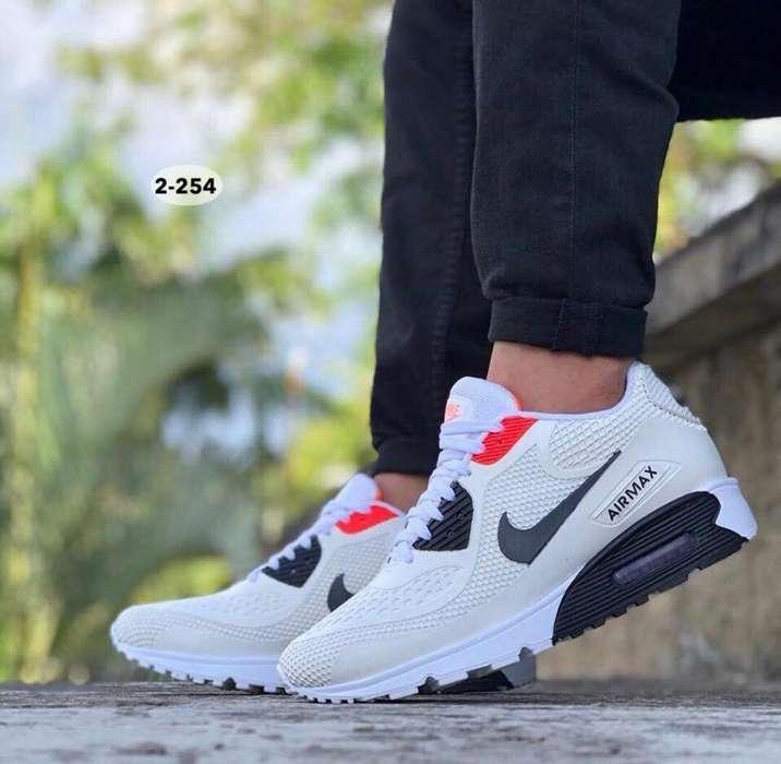 Zapato Tennis Deportivo Nike Airmax