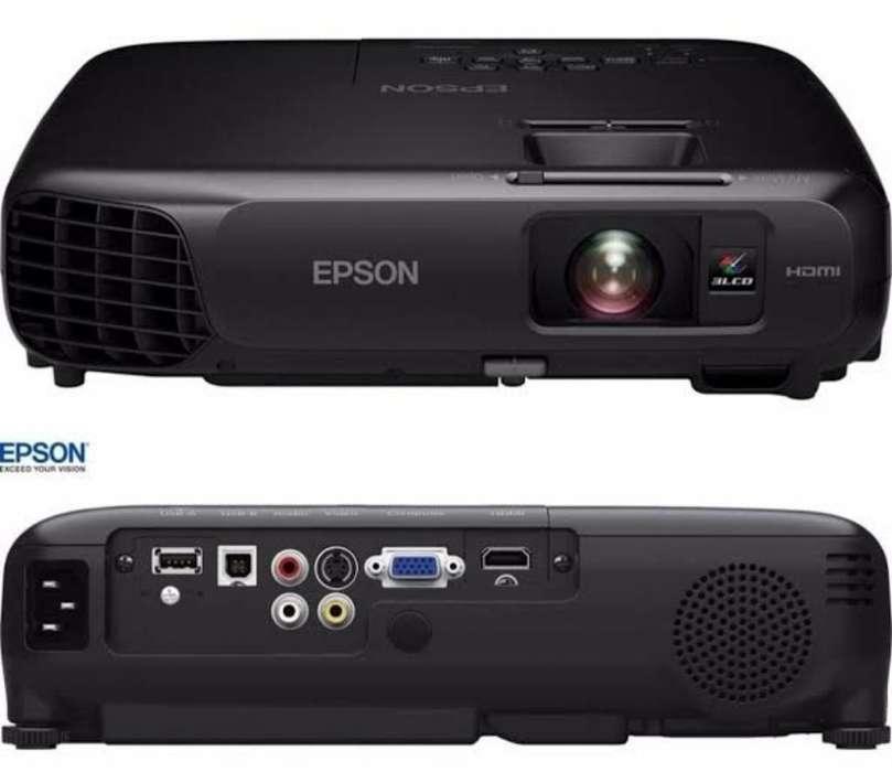 Partes Proyector Epson Powerlite S18